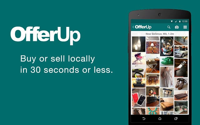OfferUp - Craigslist Alternative