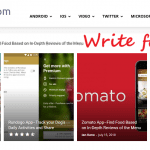 Write for us | Guest or Sponsored Post | Become a Contributor