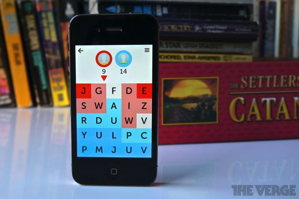 Letterpress for iOS
