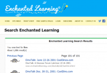 Enchanted Learning 101
