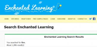 Enchanted Learning 101