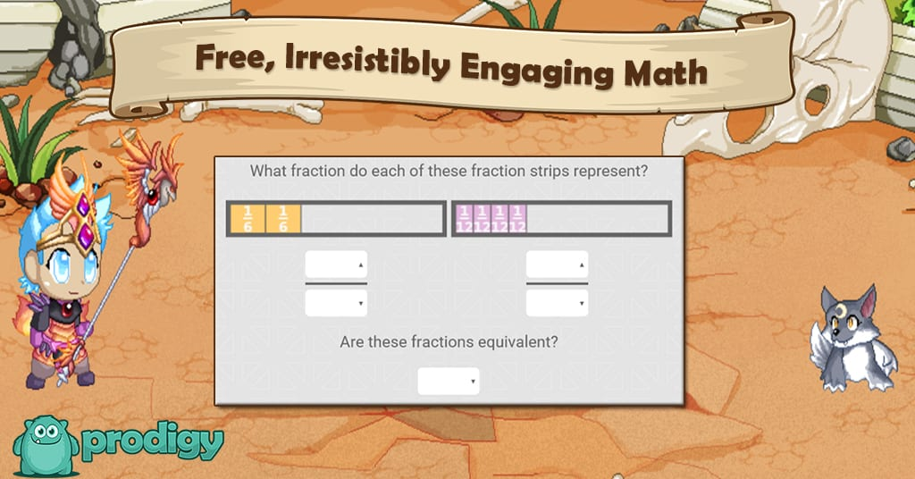 Картинки по запросу Prodigy Math Game