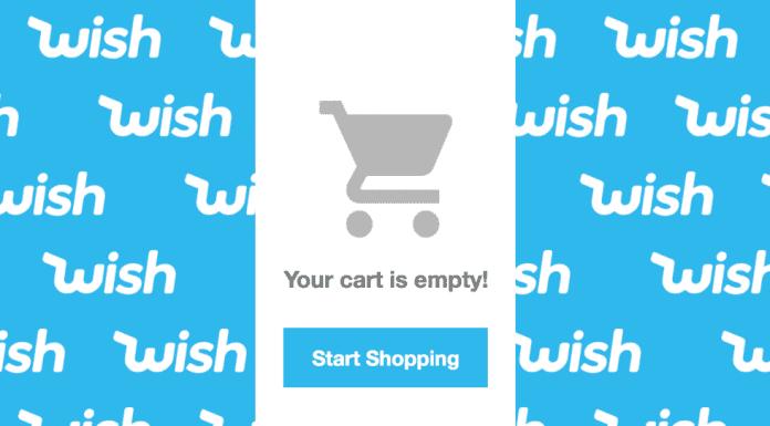 Wish Cheap Online Shopping App