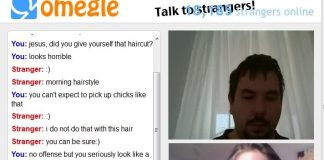 Omegle girls only