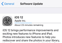 How to fix iOS 12 Update Issues?