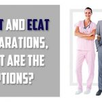 MDCAT and ECAT Preparations, What are the options?