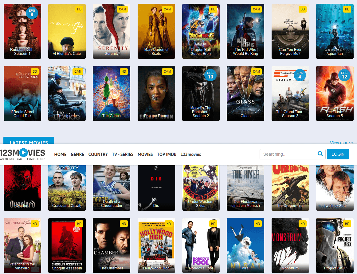 123movies to was the og of the illegal free online movies streaming websites