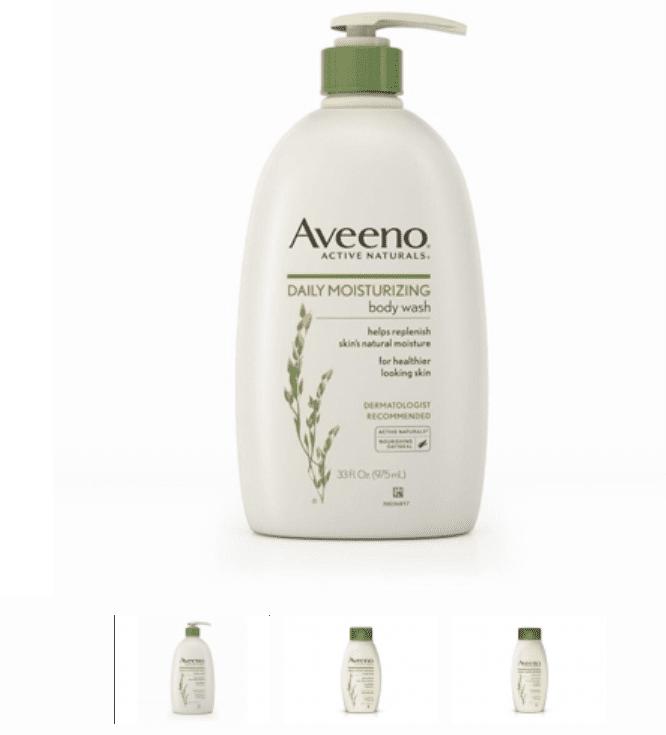 Daily Moisturizing Range Aveeno Daily Moisturizing Body Wash