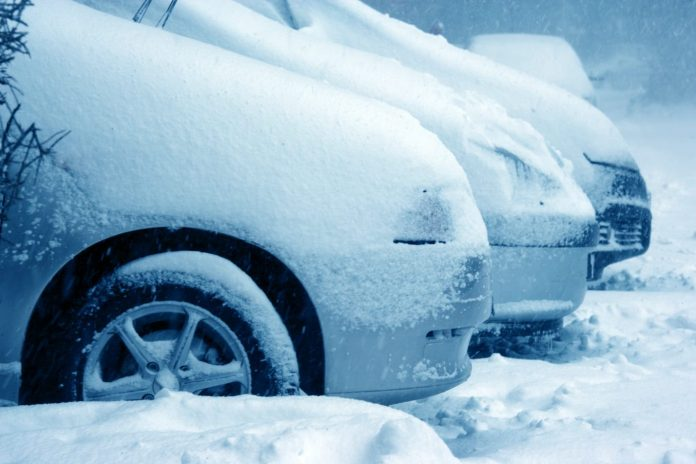 Winter Car Storage Tips