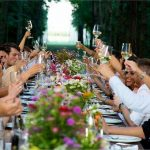 5 Color Choices for Your Outdoor Party