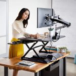 Reasons Why You Should Stand to Work, Use A Adjustable Standing Desk