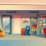 Garage in Gear - Why a Garage is More Than Just a Place to Put Your Car