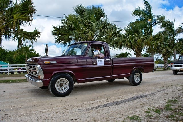 Used Ford Truck