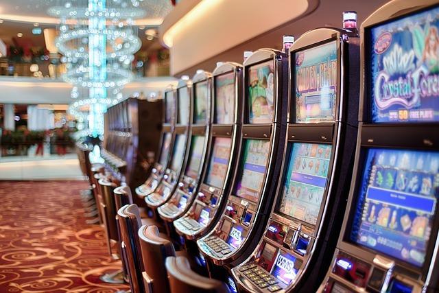 gambling, slot, machine
