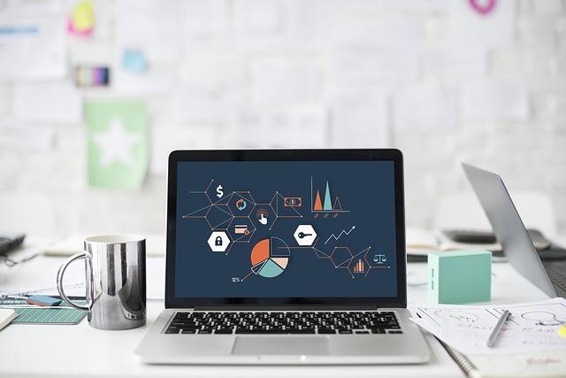 laptop, computer, technology