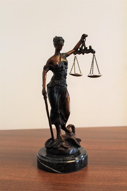 justitia, justice, blindness