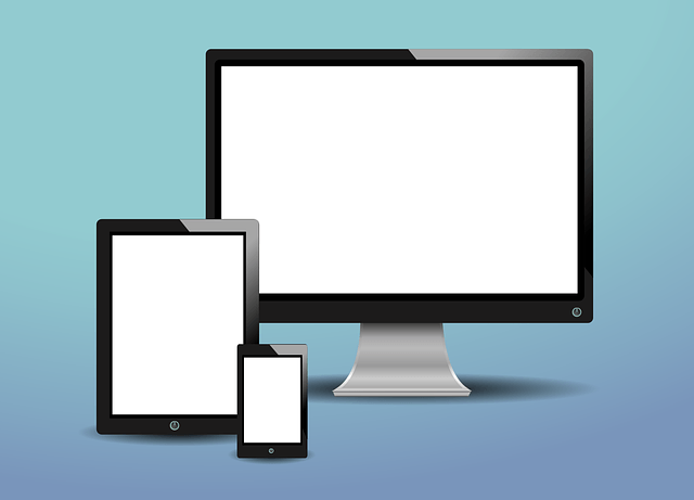 tablet, screen, monitor