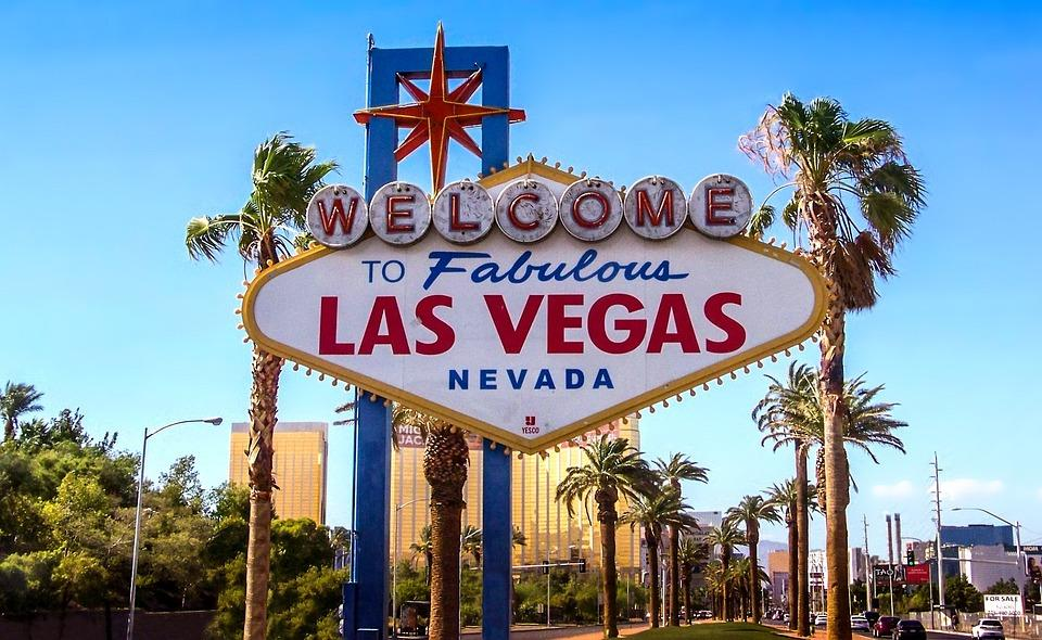 Sign, Las Vegas, Nevada, Iconic, Welcome, Architecture
