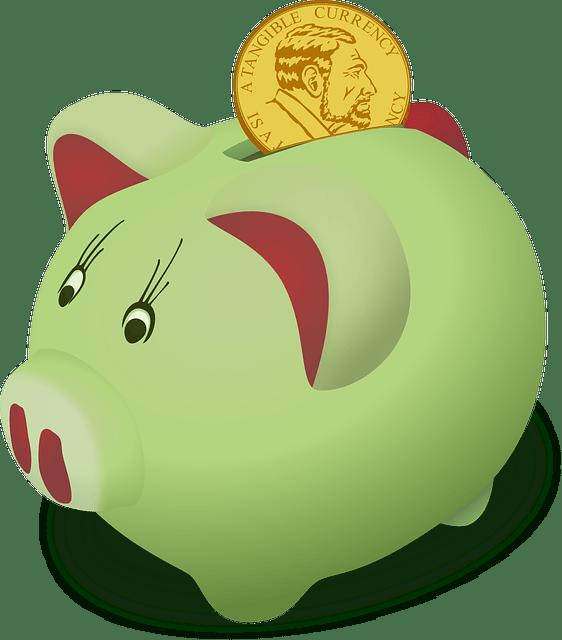 moneybox, pig, piggy