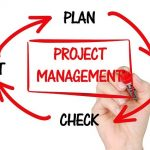 What growth prospect does a diploma in project management offer?