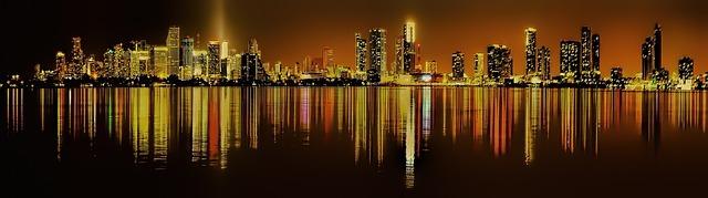 miami, florida, downtown